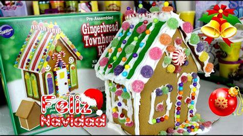 como decorar una casa de jengibre decoremos la casita de jengibre casita de navidad