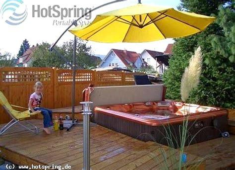 whirlpools für den garten balkon idee kinder