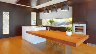 Kitchen Island Table Designs Table Attached To Kitchen Island Images