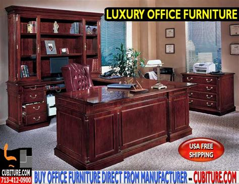 Luxury Office Furniture by Visionmasters Specialty Commercial Equipment Company
