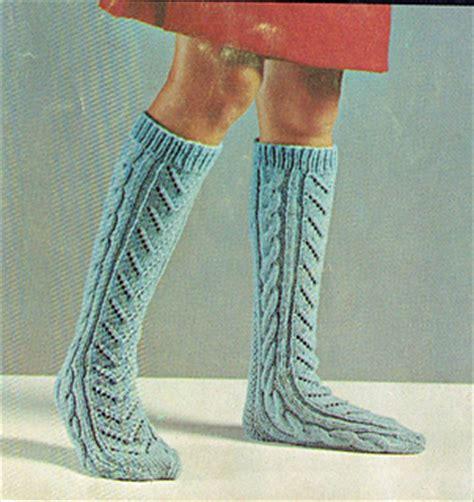 pattern for aran socks ravelry knit heelless aran socks pattern by coats clark