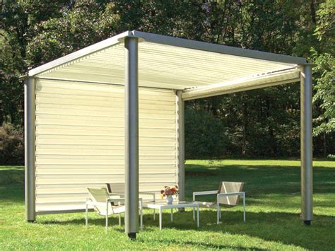 contemporary gazebo pergola and gazebo design trends diy shed pergola