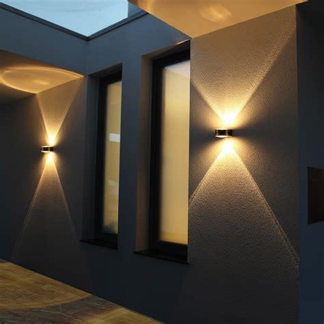 moderne aussenbeleuchtung fuer garten ideentop