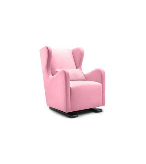Pink Glider Chair by Monte Design Vola Glider In Pink