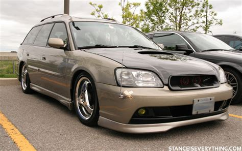 lowered subaru legacy lowered legacy wagon