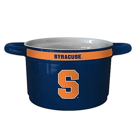 bed bath and beyond syracuse buy syracuse university gametime bowl from bed bath beyond