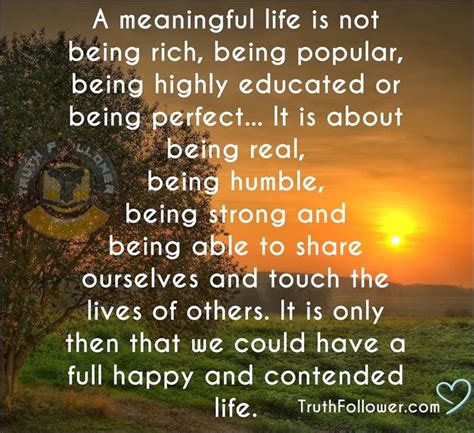 quotes  meaningful life