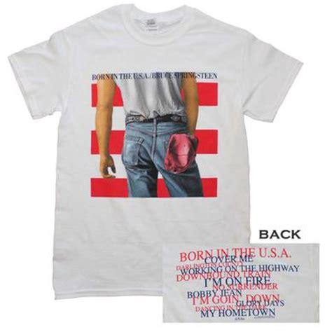 T Shirt Bruce bruce springsteen merch shirts albums vinyl