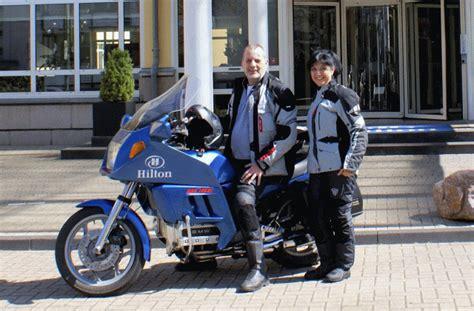 Motorrad Reisekarten Deutschland by Mit Dem Motorrad 5000 Km An Deutschlands Grenze Entlang