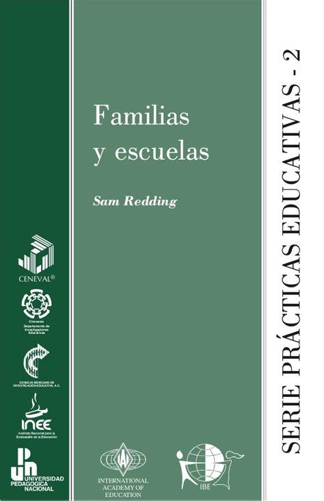 Redding Sam 2006 Familias Y Escuelas Esslidesharenet | familias y escuelas sam redding 2006