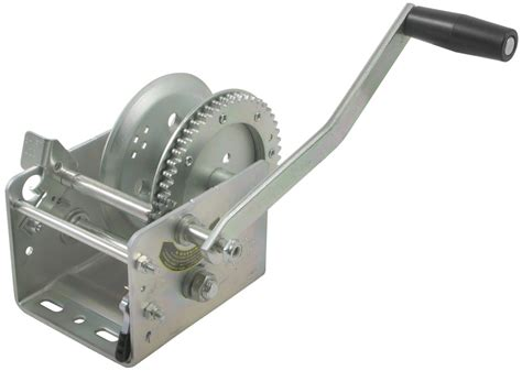 boat trailer winch line fulton high performance 2 speed trailer winch rope or