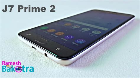 2 Samsung J7 Prime Samsung Galaxy J7 Prime 2 2018 Unboxing And Review