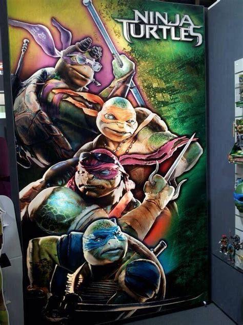film ninja turtles 2014 full movie ninja turtles 2014 movie poster leaked