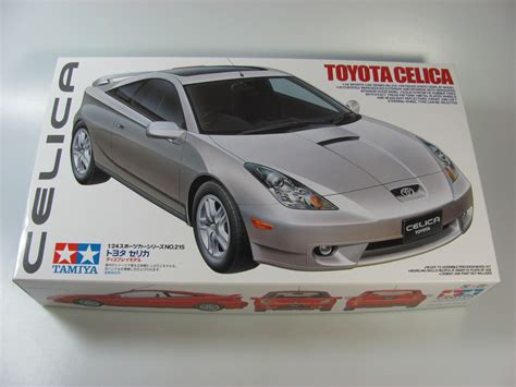 Hasegawa 1 24 Toyota Celica Gt Four W Ski Version Scale Model Kit Age toyota celica tamiya car model kit