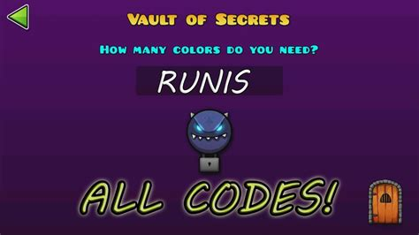 a s vault unlocking the 7 secrets to a remarkable books geometry dash world the vault of secrets all secret