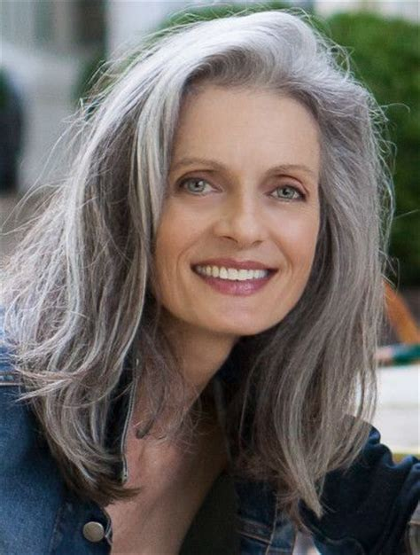 hairstyles for grey hair uk 1000 ideas about grey hair styles on pinterest grey
