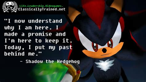 the age of promise escape the shadows of the to live in the light of books quotes sonic adventure 2 on keeping your word