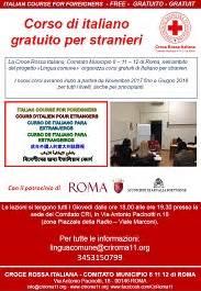 ufficio stranieri comune di roma capitale sito istituzionale corsi di italiano per