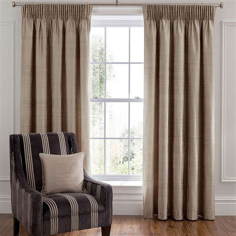mink curtains 17 best ideas about classic pencil pleat curtains on