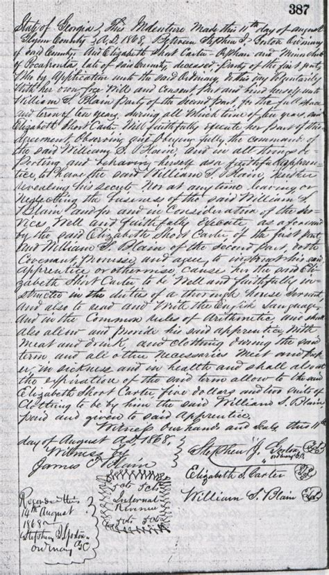 Glynn County Court Records Early Indenture Records Glynn Co At Glynngen