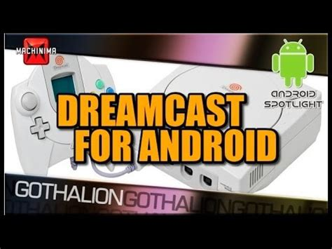 dreamcast emulator android dreamcast emulator for android screen gameplay shown