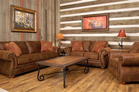 Livingroom Furniture Ideas by Southwest Furniture Living Room Back At The Ranch