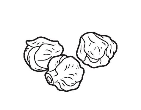 sprouts coloring pages