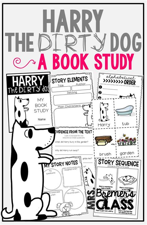 libro harry the dirty dog 1000 images about books and book activities on