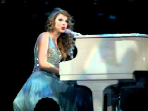 taylor swift december tour taylor swift quot back to december quot apologize you re not