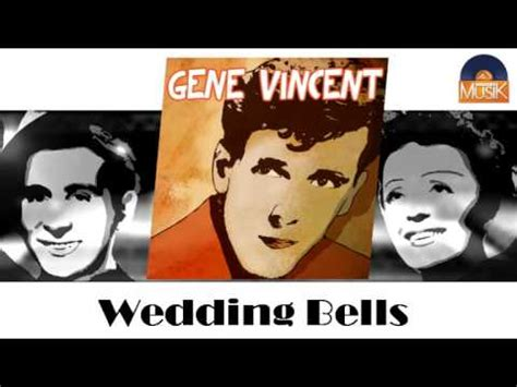 Wedding Bells Are Breaking Up That Of Mine Lyrics by Gene Vincent Wedding Bells Are Breaking Up That