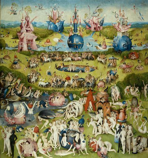 el jardn de las el prado rtve el jard 237 n de las delicias el jard 237 n de los sue 241 os descubrir el arte la