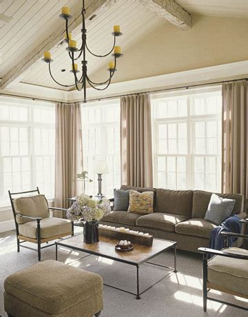 house beautiful living rooms family room inspiration just the right angle