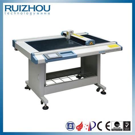paper pattern cutting machine ruizhou paper pattern cutting machine for leather footwear