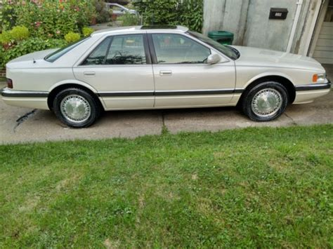 old car owners manuals 1993 cadillac seville security system 1993 cadillac seville 4 9l v8 rare loaded rust free 60k orig miles and paint classic cadillac