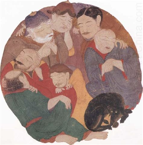 Seven Sleepers In Islam by 1000 Images About Companions Of The Cave Seven Sleepers