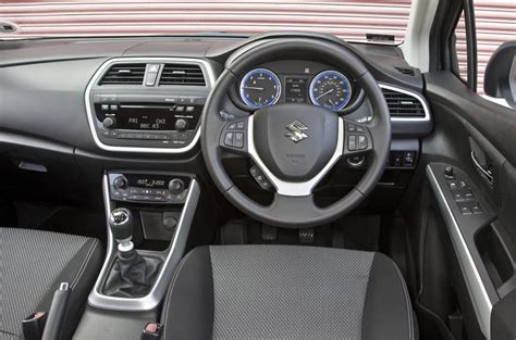 suzuki sx  cross review autocar
