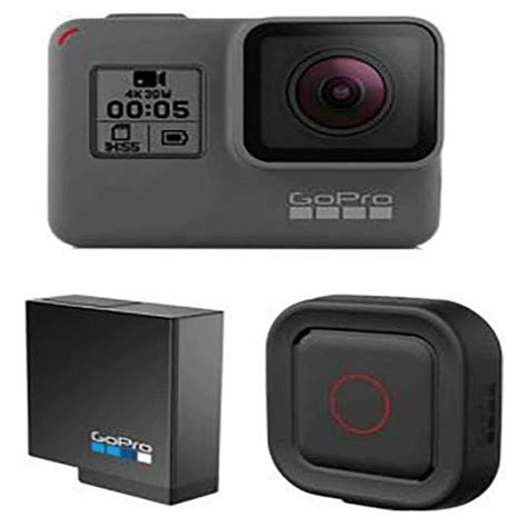 Gopro Rechargeable Battery 5 Black gopro 5 black rechargeable battery hero5 black remo waterproof voice activated remote