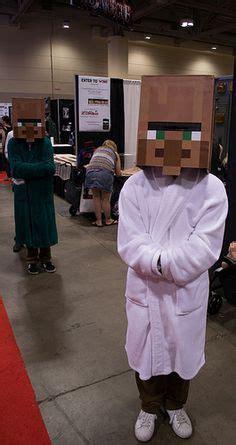 minecraft villager costume holiday halloween