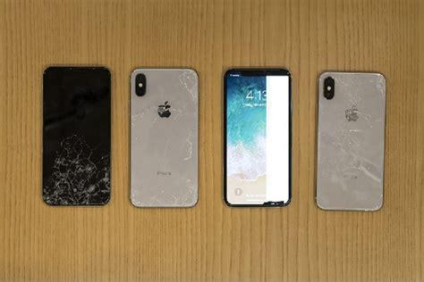l iphone 10 l iphone x est trop fragile et voici la preuve en vid 233 o