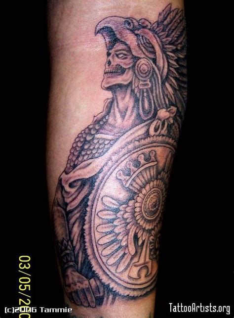 aztec warrior skull tattoo designs 47 best images about designs on