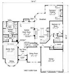 ambrose house floor plan frank betz associates