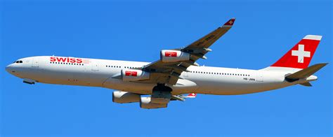 Airbus A340 Aircraft Info