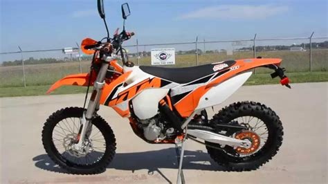 Ktm 500 Exc 10 399 2016 Ktm 500 Exc Dual Purpose Overview And Review