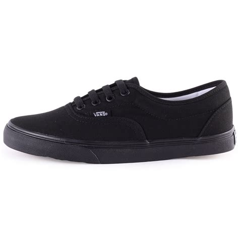 A L I V E Shoes vans authentic trainers in black black