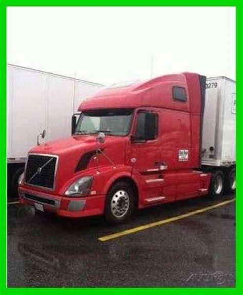 2010 volvo semi truck for volvo 670 semi sleeper 2010 sleeper semi trucks