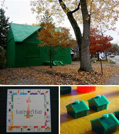 how do you buy houses in monopoly life size monopoly house the art of green architecture