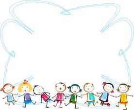 Kids border clipart clipart club