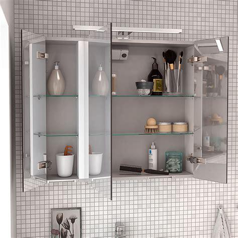 spiegelschrank 80 x 70 camargue balando led spiegelschrank b x h 80 x 70 cm