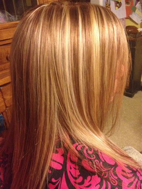 how to foil highlights in bangs how to foil bangs hairstyle strawberry blondes foils hair
