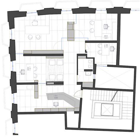 office floor plan sles
